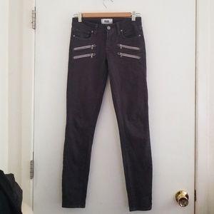 Paige Edgemont Skinny Jeans Size 25